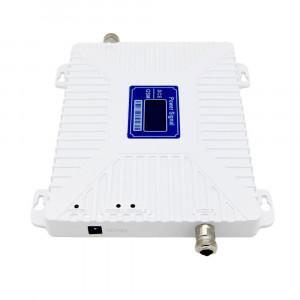 Усилитель сигнала Power Signal Dual Band 900/1800 MHz (для 2G, 3G, 4G) 70 dBi, кабель 15 м., комплект - 3